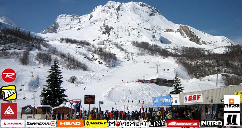 location ski 2000
